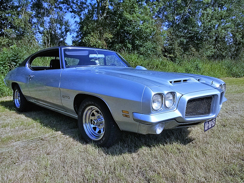 Pontiac GTO 1971 (150812683)