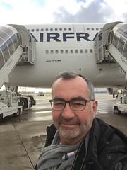 747 TOUR AIR FRANCE - Photo of Ézanville