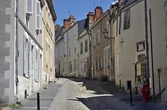Issoudun (Indre). - Photo of Saint-Aubin