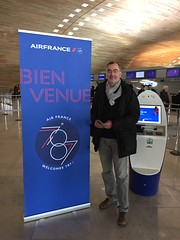 787 WELCOME AIR FRANCE