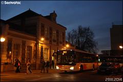 Setra S 415 NF – Cars Lacroix / STIF (Syndicat des Transports d'Île-de-France) / Valoise n°860 - Photo of Jouy-le-Moutier