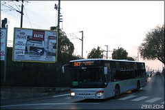 Setra S 415 NF – Hourtoule (Groupe Lacroix) / STIF (Syndicat des Transports d'Île-de-France) / Plaine de Versailles n°H282