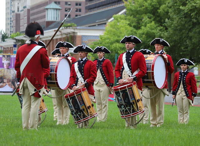Photo:IMG_9937 By U. S. Army Old Guard Fife and Drum Corps