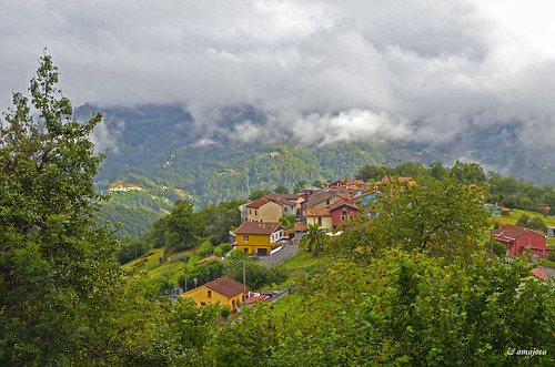 Riolapiedra  (Asturias)  Spain