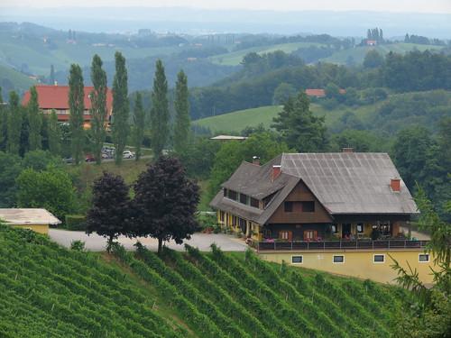 Glanz an der Weinstrasse (Austria)