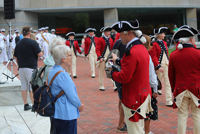 Photo:IMG_9892 By U. S. Army Old Guard Fife and Drum Corps