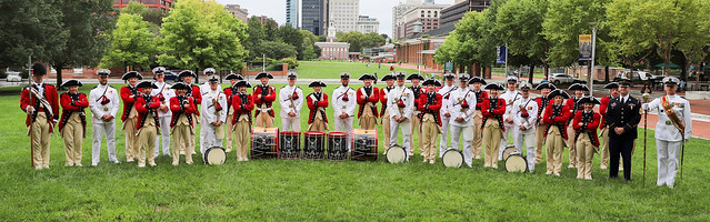 Photo:IMG_9965 By U. S. Army Old Guard Fife and Drum Corps