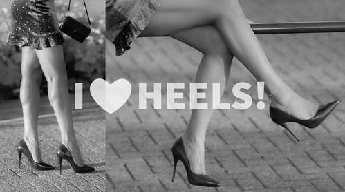 I ❤️ HEELS