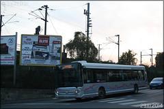 Heuliez Bus GX 327 – Transdev Île-de-France – Établissement de Conflans-Sainte-Honorine / STIF (Syndicat des Transports d'Île-de-France) / Conflans-Sainte-Honorine n°13022
