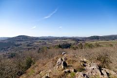 Panorama du rocher de la Pérouse