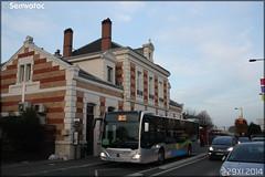 Mercedes-Benz Citaro C2 – Cars Lacroix / STIF (Syndicat des Transports d'Île-de-France) / Le Parisis n°941