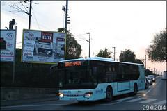 Setra S 415 NF – Stivo (Société de Transport Interurbaine du Val d'Oise) / STIF (Syndicat des Transports d'Île-de-France) - Photo of Jouy-le-Moutier