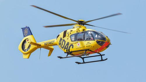 ADAC Luftrettung / Eurocopter EC135 P2 / D-HSWG