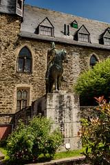 Schlos Burg - Graf Engelbert von Berg