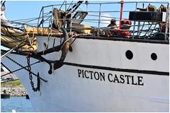 Tall Ship - Picton Castle