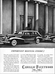 1939 Cadillac-Fleetwood
