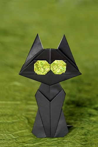Origami Cat (Eiji Tsuchito)