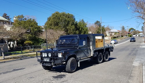 Land Rover 6x6 Gloucester NSW