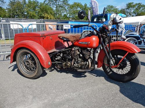 Harley-Davidson Servi-Car 1946 (N4274)