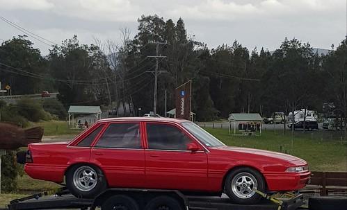 Holden VL Commodore at Bulahdelah NSW