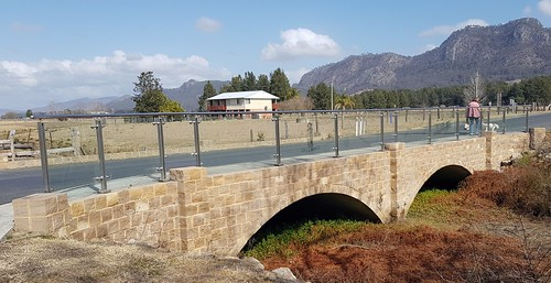 Arch Bridge at Gloucester NSW