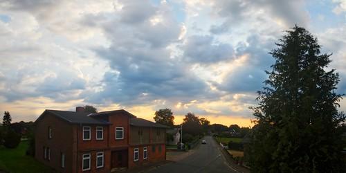 Guten Morgen Himmel   26. August 2019   Tarbek - Kreis Segeberg - Schleswig-Holstein