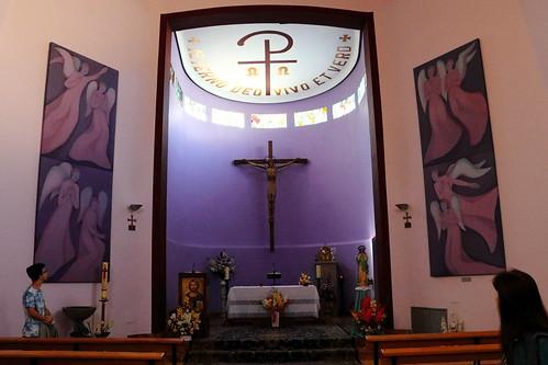 17 Parroquia Cristo Rey, Sabiñánigo
