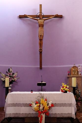 19 Cristo, Sabiñánigo