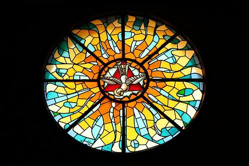 18 Detalle Cristo Rey, Sabiñánigo