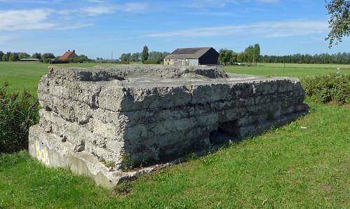 Allied Blockhaus - Belgium.