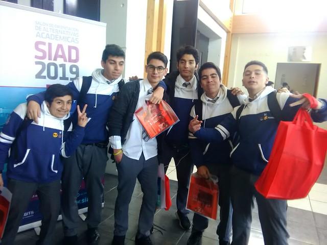 Feria Vocacional SIAD 2019