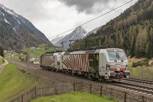 RTC 193 775 en 193 776. St. Jodok am Brenner