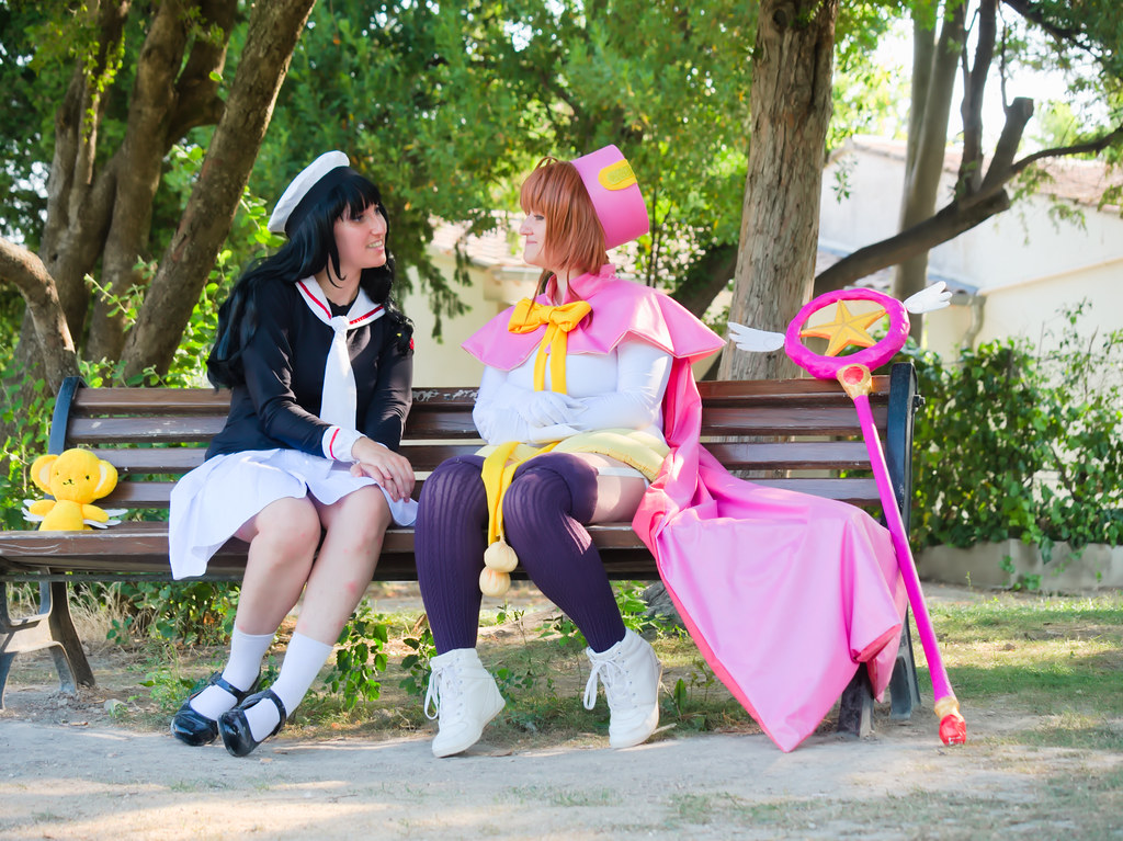 related image - Shooting Card Captor Sakura - Amphrax & Miisha- L'Isle sur Sorgues -2019-07-25- P1788173