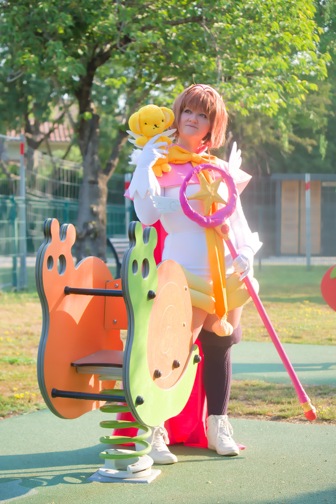 related image - Shooting Card Captor Sakura - Amphrax & Miisha- L'Isle sur Sorgues -2019-07-25- P1777861