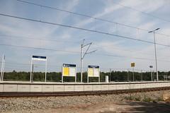 Łaziska Górne Brada train station