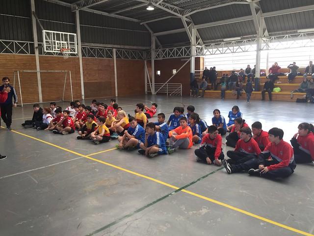 Copa HandBall Colegio Almondale 2019