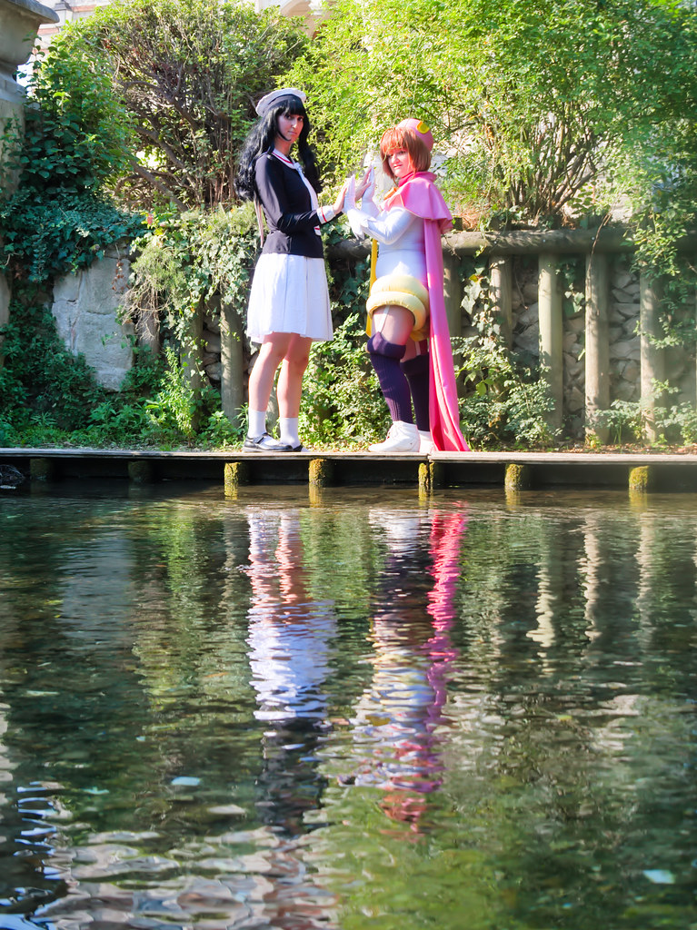 related image - Shooting Card Captor Sakura - Amphrax & Miisha- L'Isle sur Sorgues -2019-07-25- P1788113