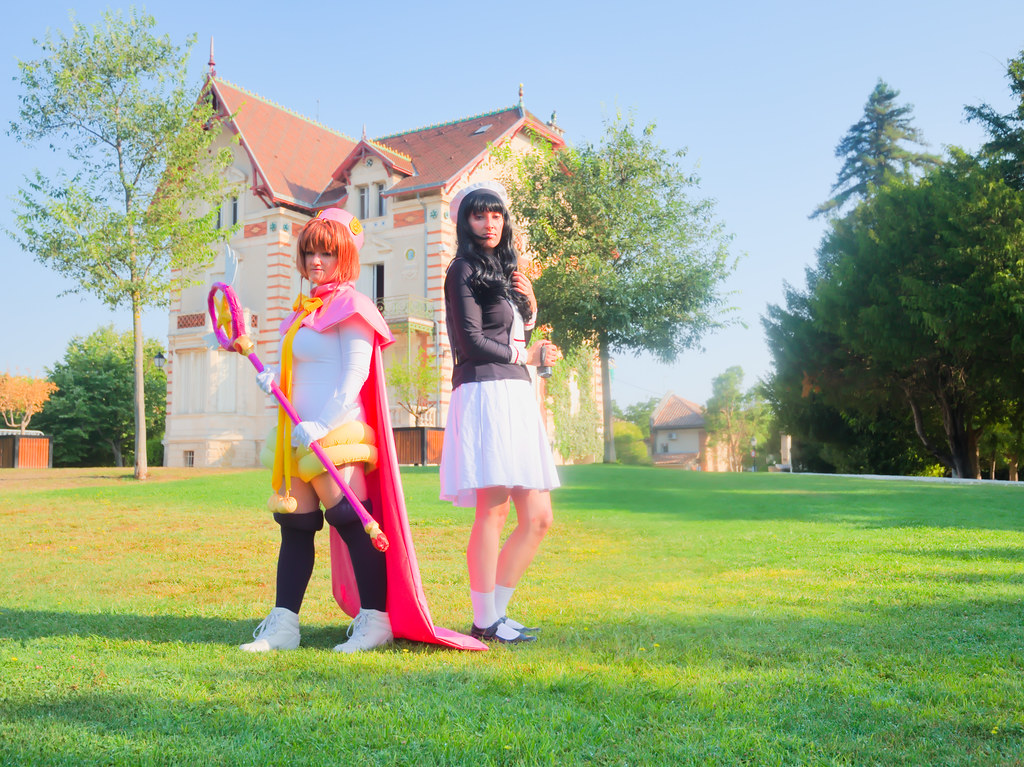 related image - Shooting Card Captor Sakura - Amphrax & Miisha- L'Isle sur Sorgues -2019-07-25- P1777872
