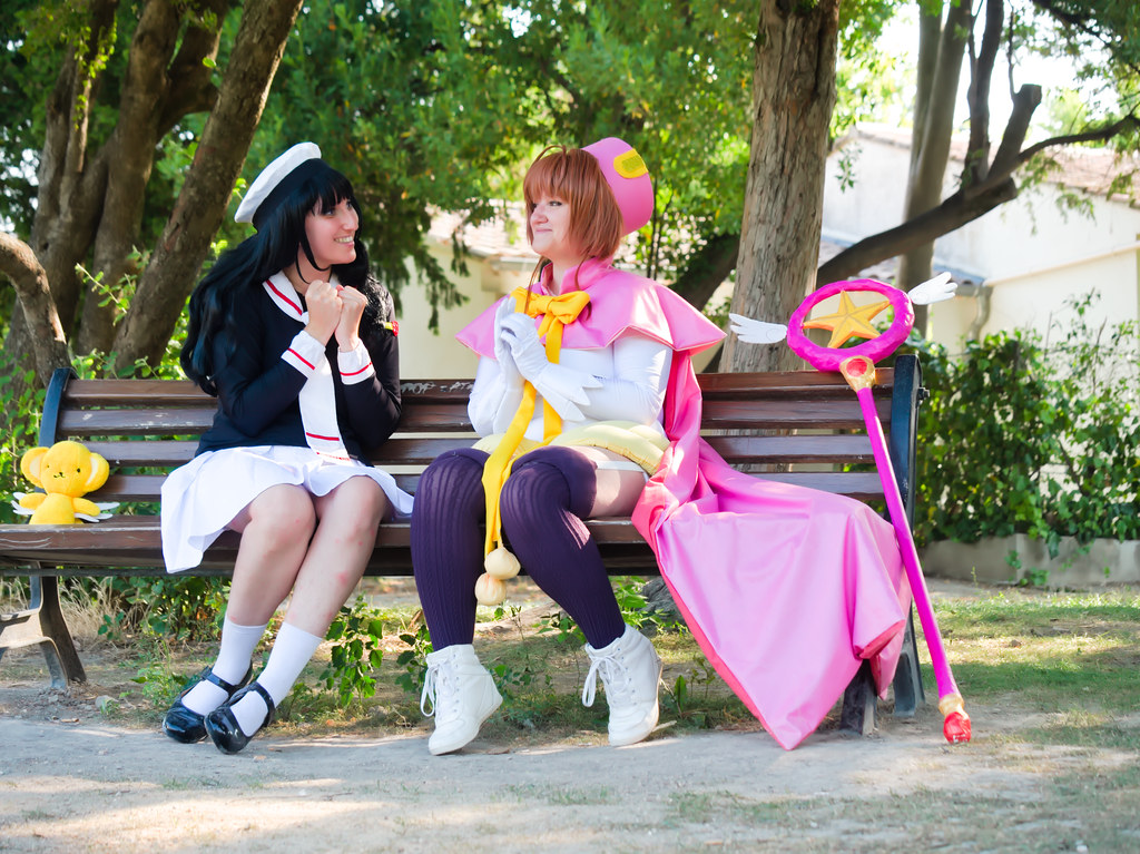 related image - Shooting Card Captor Sakura - Amphrax & Miisha- L'Isle sur Sorgues -2019-07-25- P1788175