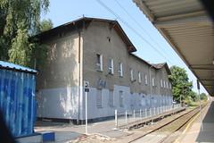Orzesze train station