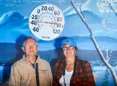 Alaska at 40 below