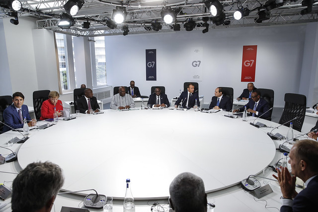 Fogo na Amazônia, tensões com Irã e Brexit: confira o que foi discutido no G7