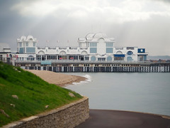 Parade Pier in Portsmouth