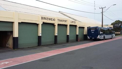 2016 MAN 16.250 Birkenhead Transport Depot