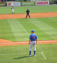 Ryne Sandberg and Iowa Cubs in Nashville