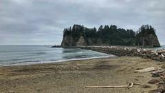 James Island, First Beach, La Push, WA