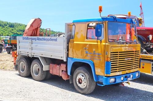 Scania 140 Super 8.6.2019 1699