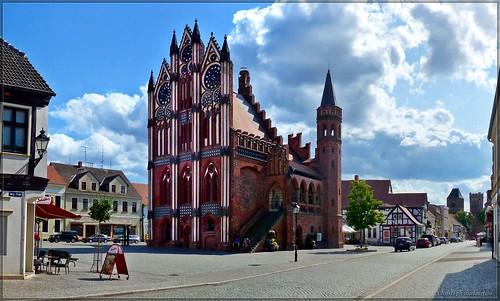 Tangermünde - Rathaus