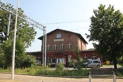 Orzesze Jaśkowice train station