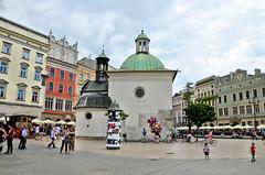 Kraków, Kościół św.Wojciecha